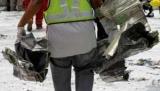 На месте крушения самолета в Индонезии обнаружены двигатель и части фюзеляжа