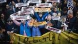Митинг в Барселоне приняли участие 750 тысяч сторонников независимости Каталонии