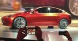 Стало известно, как первый серийный электромобиль-Маск фотографии будет выглядеть Tesla Model 3 показал