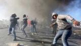 Во время событий в Палестине, пострадали более тысячи человек