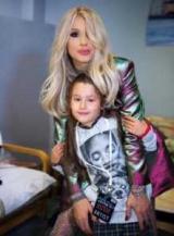 Ее мама: беременная Лобода показала дочь таланта Эванджелин