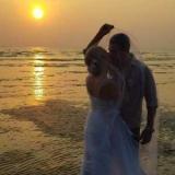 И почему нет: Тоня Матвиенко и Арсен Мирзоян снова играл пышные свадьбы
