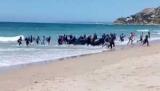 У берегов Испании спасены 61 мигрантов