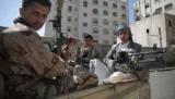 Военные, экс-президент Йемена, захватили 75% территории столицы