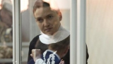 Сестра Савченко рассказала о ее состоянии после восьми дней голодовки