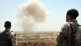 Коалиция во главе с США призвал не несут столкновения в Киркук