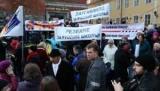 В Риге шествие в поддержку русского языка