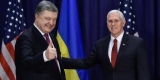 Порошенко скоординировал с вице-президентом США действия по отпору агрессии РФ