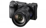Компактный беззеркальный цифровой фотоаппарат Сони Альфа A6300 с поддержкой 4K-видео