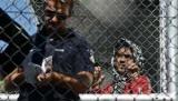 В Греции, в лагере беженцев произошли беспорядки