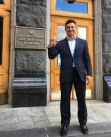 Президент Украины наградил ведущего Николая Тищенко почетным званием