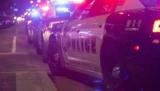 В Далласе, грузовик протаранил здание телестудии FOX 4 Новости